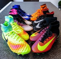 with 1 million dollars I would buy all soccer shoes in the world.