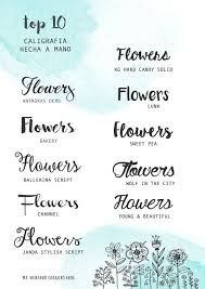 Image Result For Caligrafia Tipo Mr Wonderful Font Handwritten