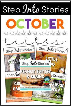 Kindergarten activities for October