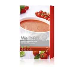 Sopa Natural Balance Tomate e Manjericão Oriflame Cosmetics, Vegetarian Soup, Tomato Basil, Protein Sources, Natural, Shake, Fruit, Breakfast, Healthy