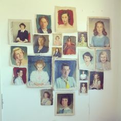 Stumped about how to display your art at home? Here are 20 great examples of art at home from D*S readers#instagram