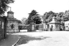 The original entrance to Trentham Gardens