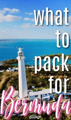 What to pack for your trip to Bermuda! Source by cheapcaribbean Packing List For Disney, Packing List Beach, Packing Tips For Vacation, Travel Packing, Travel Hacks, Suitcase Packing, Travel Tips, Bermuda Vacations, Bermuda Travel