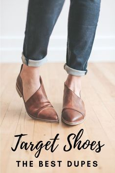 I have rounded up my top TEN favorite Target shoes that look almost identical to the designer shoe. All the best dupes. Save instead of splurge. Source by kristykonicke shoes Cluster Ring, Women's Shoes Sandals, Shoe Boots, Flat Shoes, Target Boots, Pointy Toe Flats, Vintage Stil, Ring Verlobung, Luxury Shoes