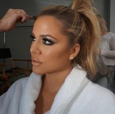 #khloekardashian #makeup #beauty