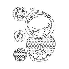 Feuille 2 Kit Plastique dingue Bijoux sautoir - Colliers Liberty