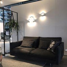 vosgesparis: Beautiful greens and a simple DIY idea | IMM 2016 Designpost Köln