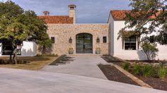 Portella's Classic Series Steel Doors and Windows | Braswell Architecture, Inc.