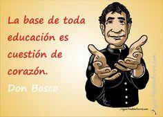 Don Bosco - Agustin de la Torre Zarazaga. Dibujos y diseño gráfico