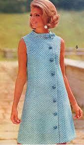 New ideas moda vintage fashion silhouette 60s And 70s Fashion, Mod Fashion, Vintage Fashion, Vestidos Vintage, Vintage Dresses, Vintage Outfits, Moda Vintage, Vintage Mode, Simple Dresses