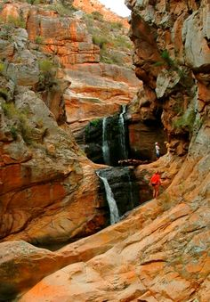 Adventure awaits on the Cedar Falls Hiking Trail. Camping And Hiking, Hiking Trails, Espanto, Cedar Falls, Day Hike, The Great Outdoors, Places To See, South Africa, Beautiful World