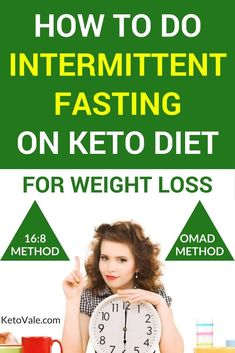 This Guide Explains How To Practice Intermittent Fasting For Weight Loss Plateau on Keto Diet.