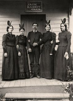 The Jack Rabbit Club