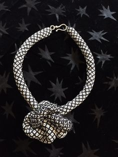 Knot Necklace by East Side Bags and Accessories