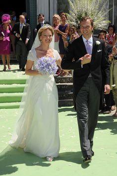 49 Iconic Wedding Dresses Worn by Royal Brides