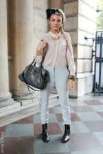 via style sight - sp '12 fashion week streets London