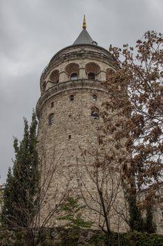 Gallata Tower, Istanbul
