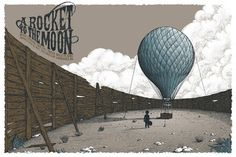 Queens of The Stone Age Charlotte Poster by Neal Williams and more World Premiere Exclusive