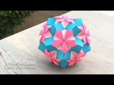 Origami Diagrams, Paper Stars, Crepe Paper, Paper Size, Paper Crafts, Youtube, Dads, Paper Envelopes, Crafting