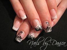 Ljilja♥ by danicadanica - Nail Art Gallery nailartgallery.nailsmag.com by Nails Magazine www.nailsmag.com #nailart