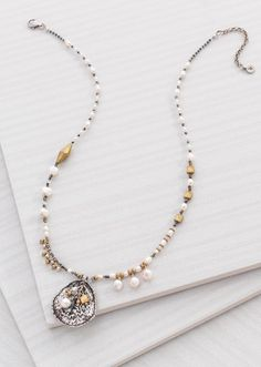 Down to Earth Necklace