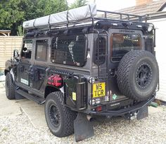 Land Rover Defender 110 TD5 - Custom Built.