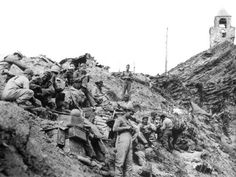 Monte Castello - Brazilian soldiers.