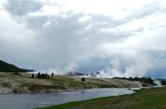 First Visit to Yellowstone National Park