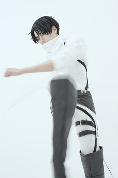 Sakuya Levi Ackerman Cosplay Photo - Cure WorldCosplay