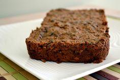 Lentil veggie loaf