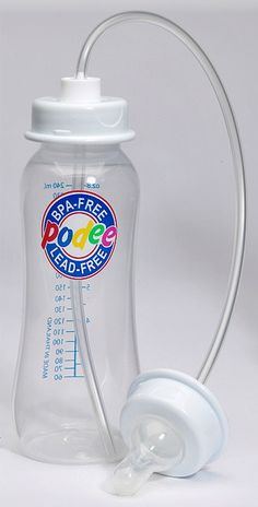 Podee Hands Free Baby Bottle
