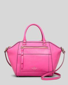 Kate spade, new york, pink bag, bolso rosa, fashion, moda www.PiensaenChic.com