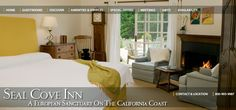 Select room - Seal Cove Inn, A Four Sisters Inn