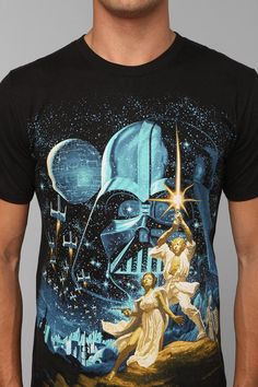 Star Wars Montage Tee #urbanoutfitters