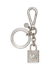 MICHAEL Michael Kors Pave Lock & Key Fob
