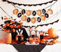 TodaysMama.com - Printable Halloween Partyware