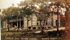 Historical Photographs and Post Cards of Iron County, Missouri