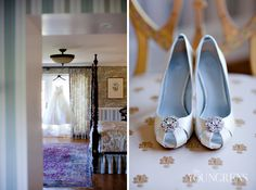 Sweet & simple shoes from Grazia; Villanova University Wedding, Photography by The Youngrens (View more here: http://theyoungrens.com/blog/tag/mike-sarah/)