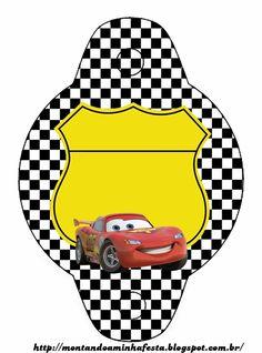 Cars: Imprimibles e Invitaciones para Imprimir Gratis.