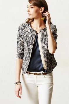 Faifo Jacket by: Hei Hei