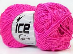 Etamin Fuchsia  Fiber Content 100% Acrylic, Brand Ice Yarns, Fuchsia, Yarn Thickness 1 SuperFine  Sock, Fingering, Baby, fnt2-24610 Crochet World, Crochet Yarn, Finger, Winter Hats, Ice, Knitting, Cotton, Baby, Yarns