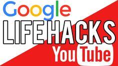 Life hacks/trucos para Google y YouTube - Tutoriales Belen