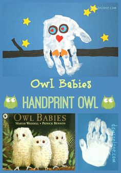 This week we've been reading Owl Babies by Martin Waddell, illustrated by Patrick Benson Baby Owls, Owl Babies, Mother Day Gifts, Gifts For Mom, Craft Tutorials, Craft Ideas, Mom Day, Kindergarten Literacy, Work Inspiration