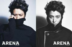 Jung Yonghwa - Arena Homme magazine (1)