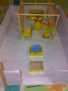 tabernaculo maquete - Pesquisa Google