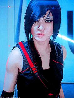 "esteljune: "" ""Mirror's Edge Catalyst 