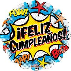 Mylar Balloons and Foil Balloons Happy Birthday Quotes, Happy Birthday Wishes, Birthday Cards, Birthday Memes, Superhero Party Supplies, Superhero Birthday Party, Superhero Balloons, Mylar Balloons, Happy B Day