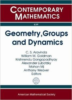 Geometry, groups and dynamics : ICTS program, groups, geometry and dynamics, December 3-16, 2012, CEMS, Kumaun University, Almora, India / C.S. Aravinda ...[et al.], eds. 2015. Máis información: http://www.ams.org/books/conm/639/