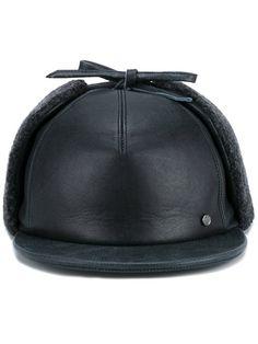 Shop Maison Michel 'Milton' hunting cap.