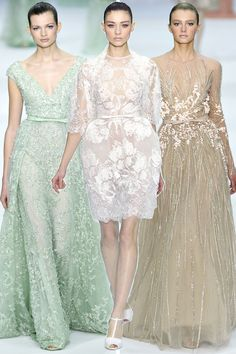 Haute Couture Inspiration
